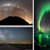 Images of the sky at night in 2012