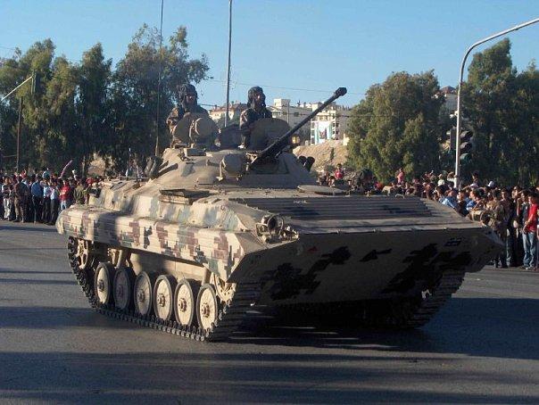 Fuerzas Armadas de Jordania Jordan+BMP2