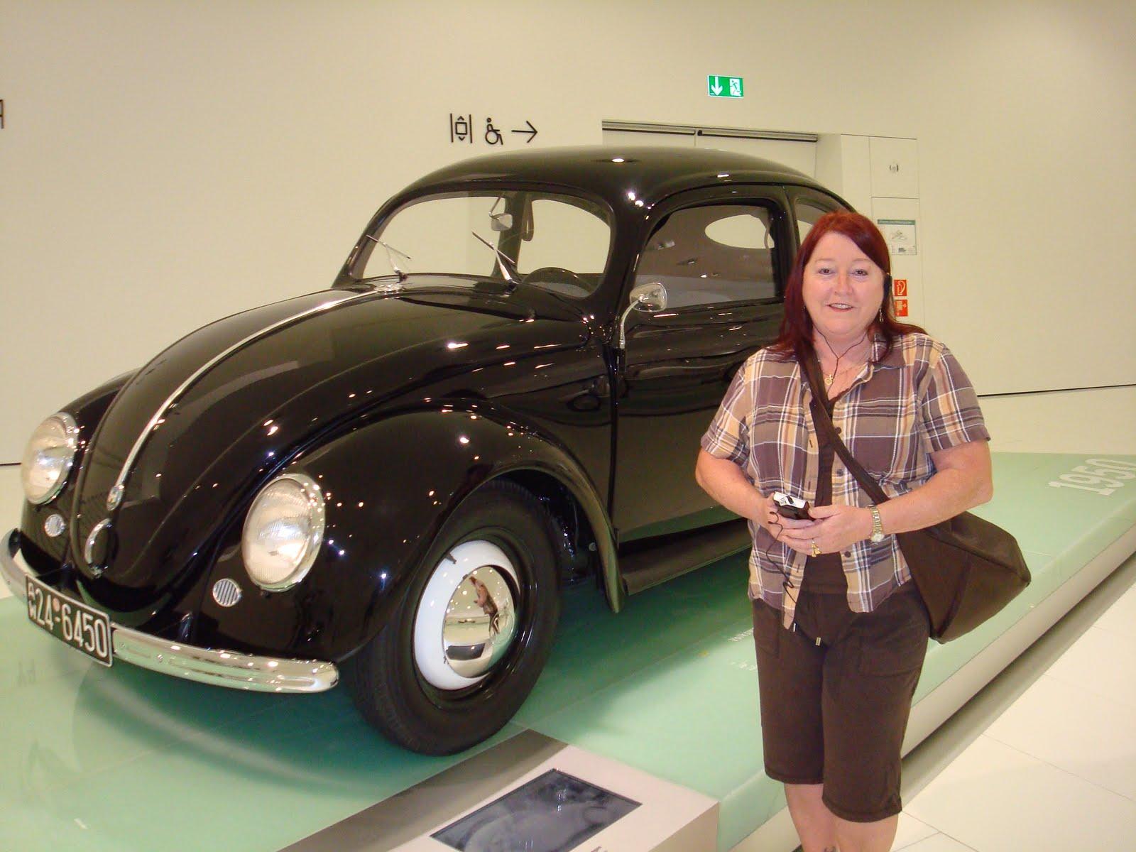 ROWDY IN GERMANY: Porsche Museum on