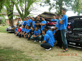 2nd Konvoi HONDA SV4 Jerung to Cherating 1