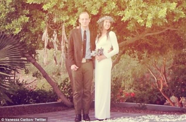 Vanessa Carlton marries rocker John McCauley as Stevie ...