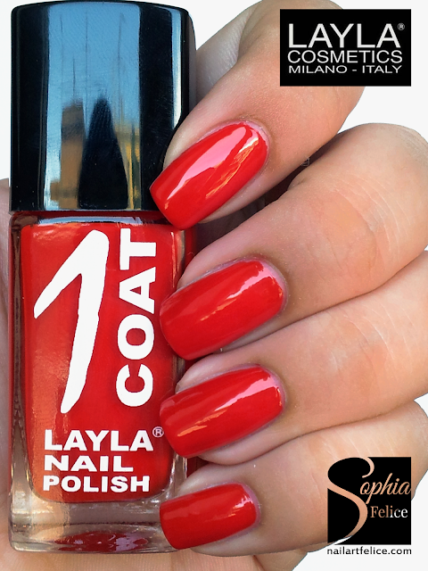 one coat layla n°20 - caipiroska