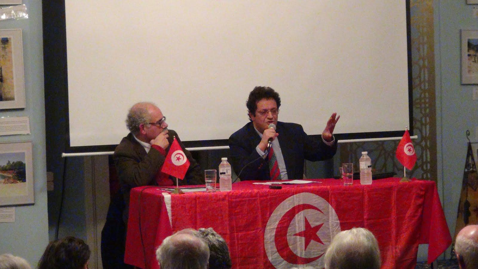 Riadh Sidaoui: Du Printemps arabe au Terrorisme du Daech: Enjeux (vidéo 1 heure)