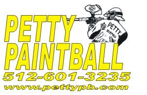 Petty Paintball Logo
