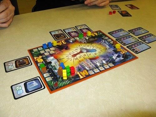 Настольная игра Langfinger, boardgame