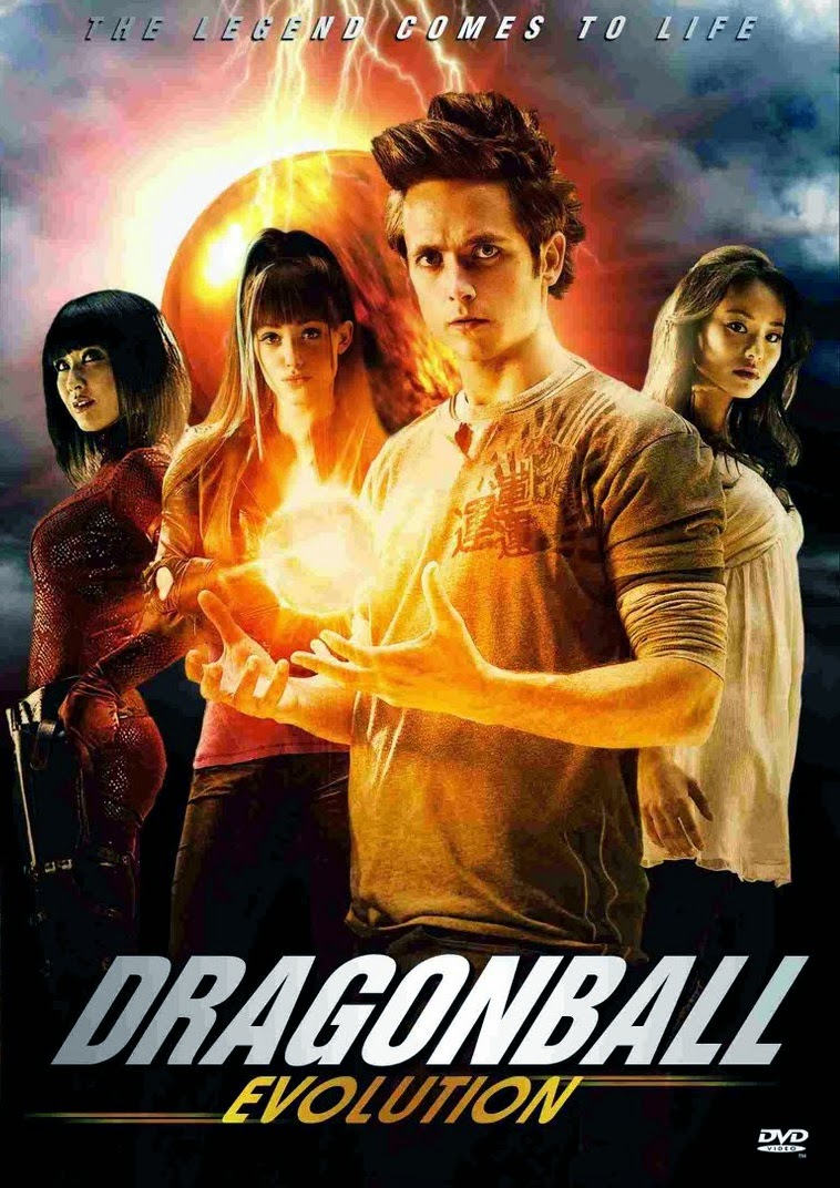 Dragonball Evolution – Dublado (2009)