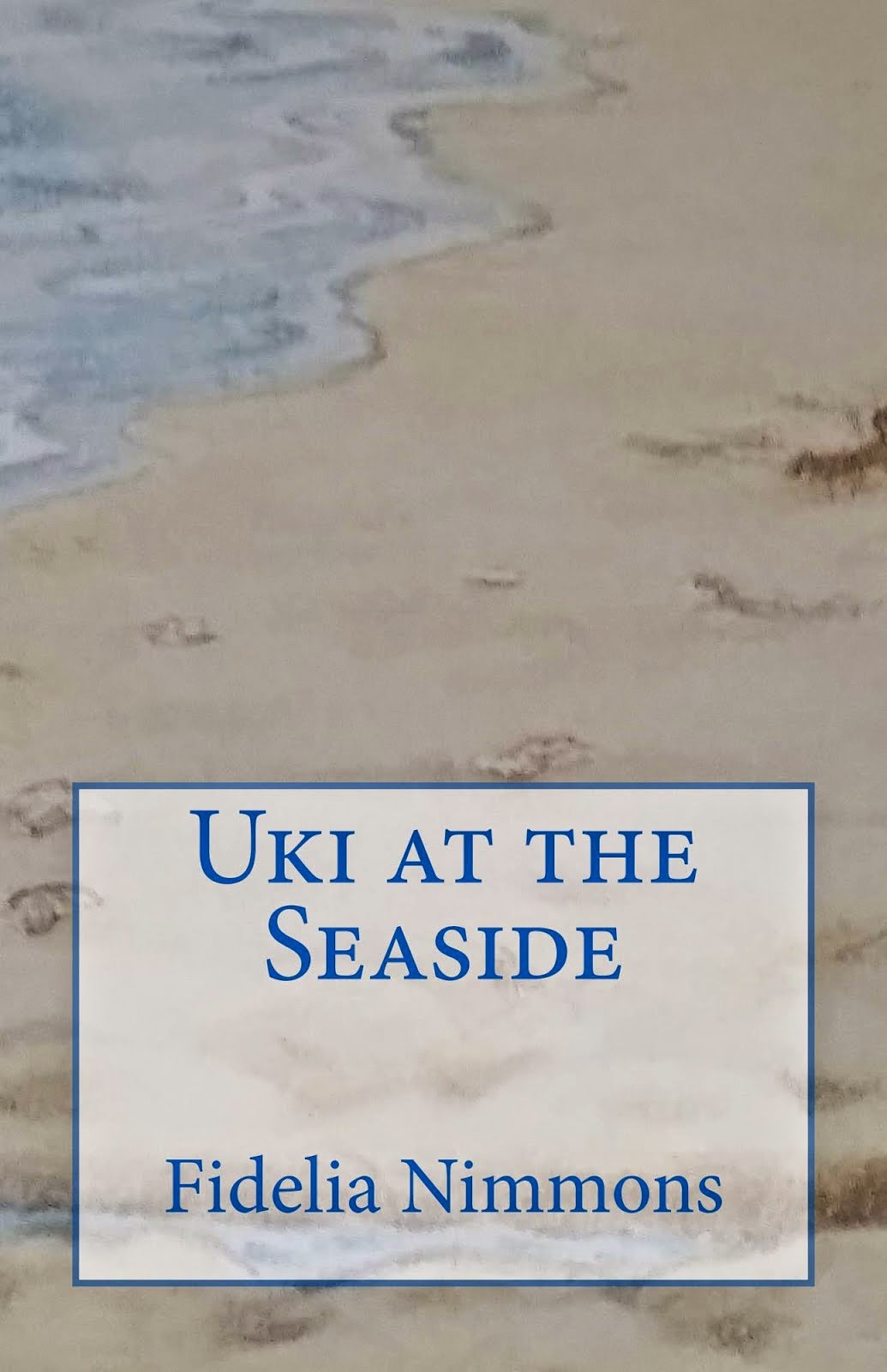Uki at the Seaside