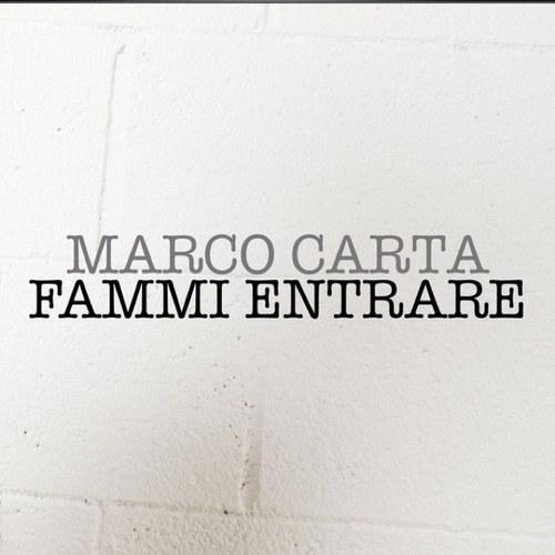 Traduzione testo download Fammi entrare - Marco Carta
