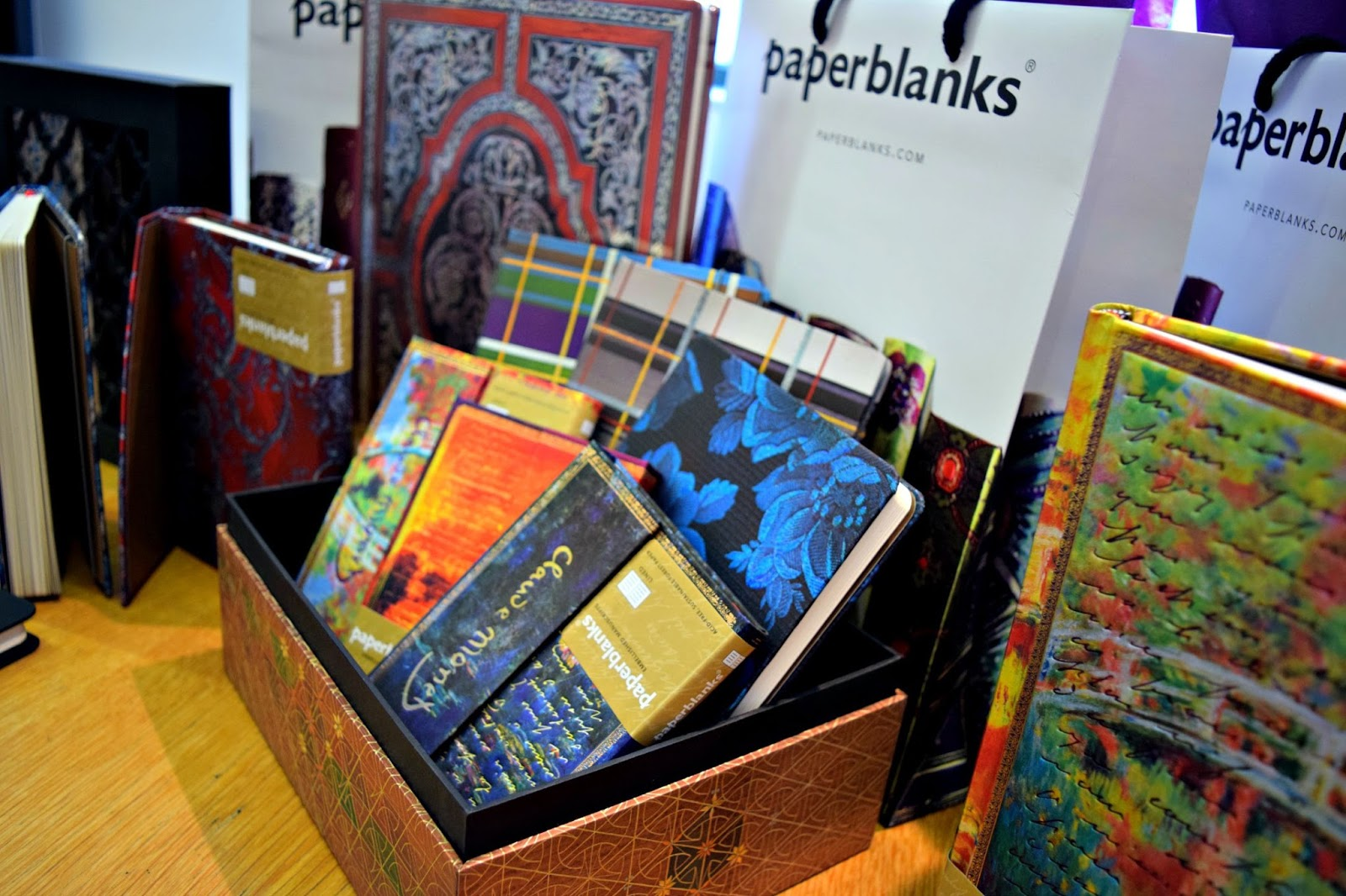 Paperblanks AW15/16 collection