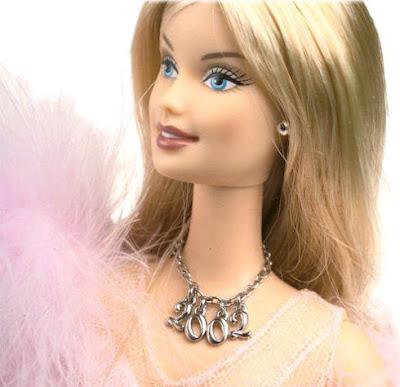 gambar kartun barbie cantik banget