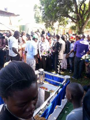 Top NTV Journalist Who Perished In A Grisly Road Accident Laid To Rest!