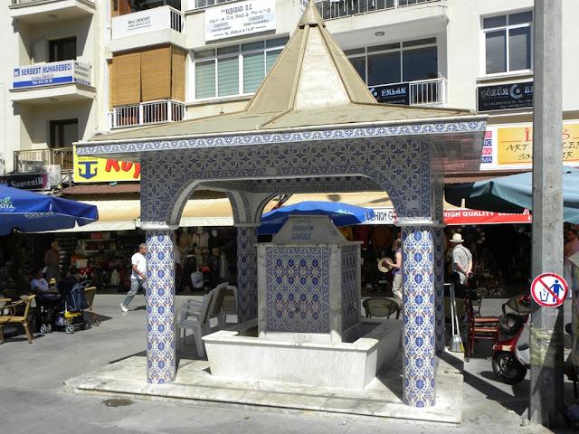 Kaleiçi Mosque Kusadasi