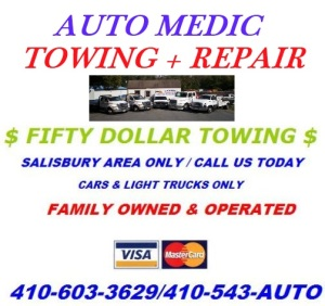 Auto Medic Towing!