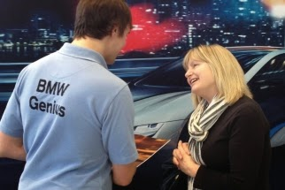 BMW Genius; otomobilin bilgesi!