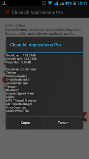 Close All Applications Pro APK indir