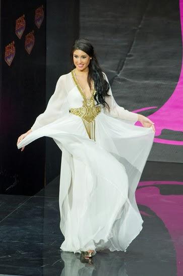 Miss Universe 2013 ชุดประจำชาติ