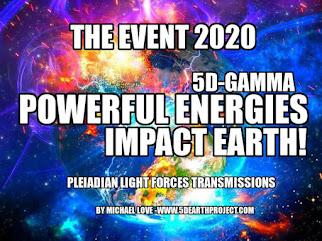 MICHAEL LOVE: 💙DAS EVENT 2020 - UNGLAUBLICHE 5D-ENERGIEN TREFFEN DIE ERDE! 💙