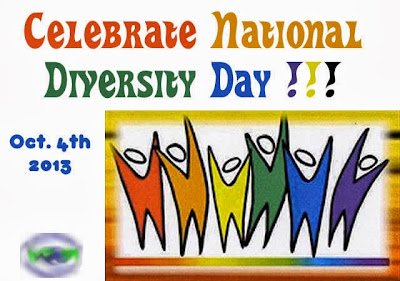 funny celebrate National Diversity Day 2014