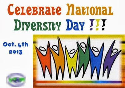funny celebrate National Diversity Day 2014
