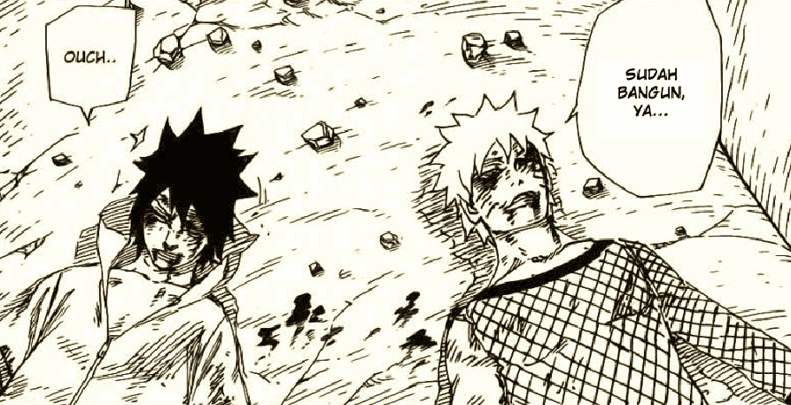 Komik Naruto 698 Bahasa Indonesia