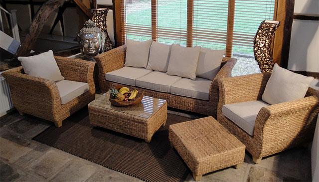 Montana Rattan Conservatory Furniture