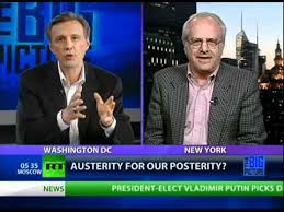 Richard Wolff was on Thomas Hartmann's show