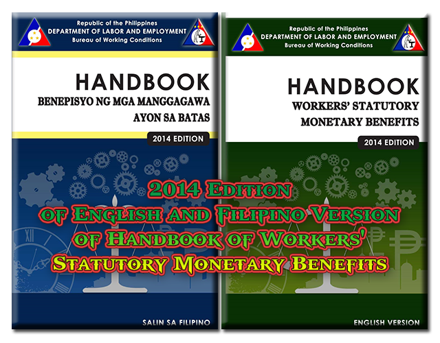 DOLE Handbook of Workers' Statutory Monetary Benefits