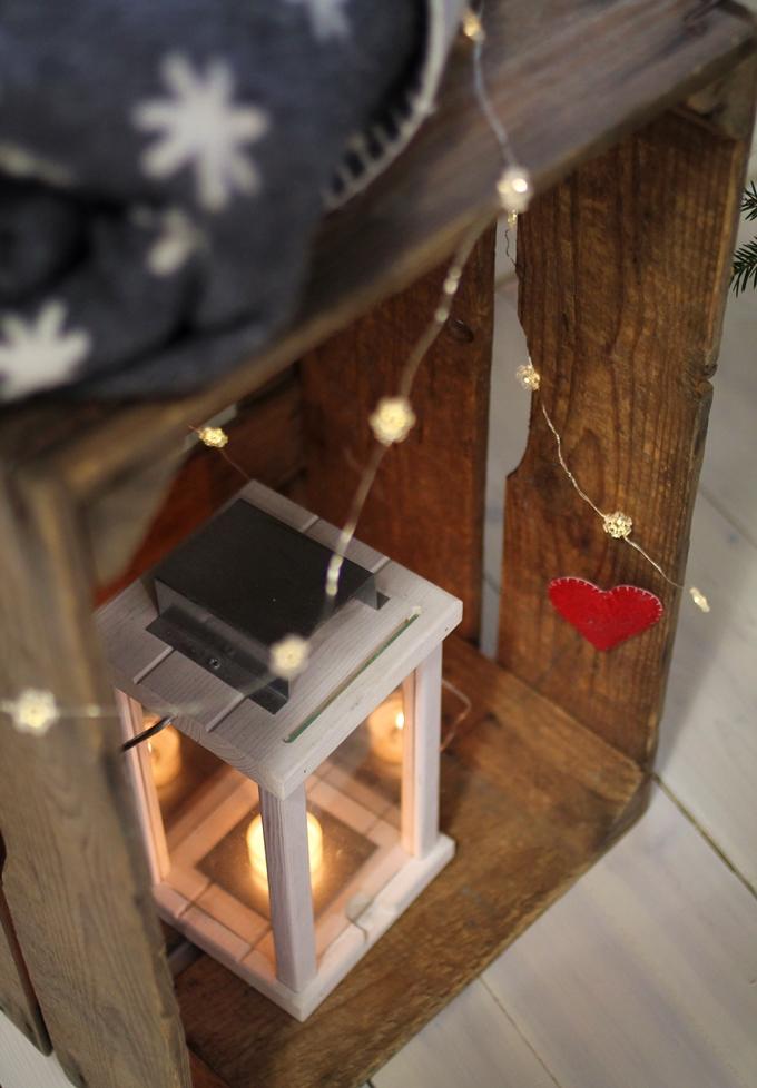 skandinaavinen joulu, jouluinen asetelma, joulu esillepano