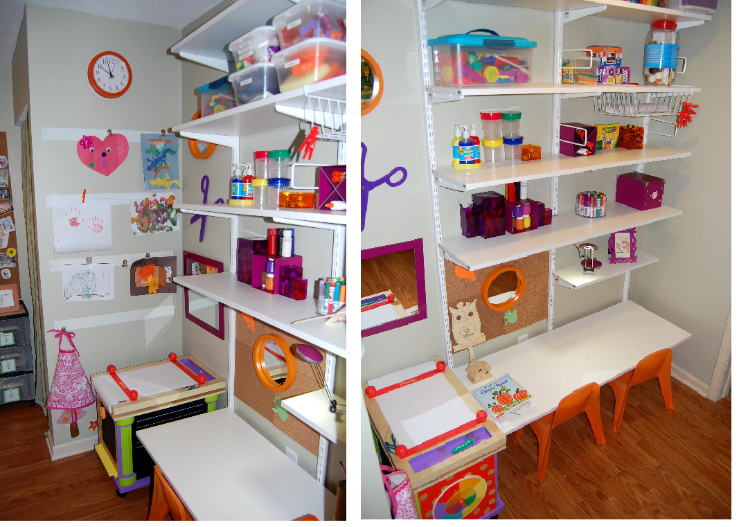Craft desk for kids - Craft Desk For Kids Craft Desk For Kids Shelving For Craft Room Room For Two