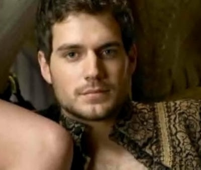 actores de tv Henry Cavill