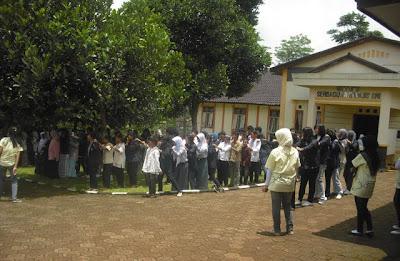 Bakti Sosial Mahasiswa UNPAD di Rumah Anak Asuh YABNI