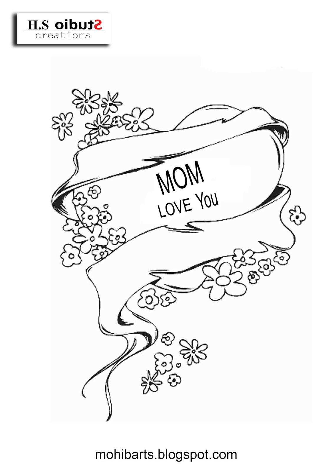 worksheet Mothers Day Worksheets creative arts printable mothers day worksheets or cards cards