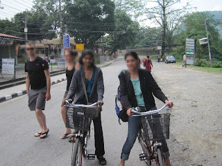 Pokhara cycles on rent