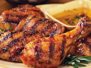 Resep Ayam Panggang Khas Padang Lezat