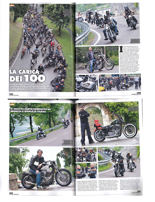 SPORTSTER RUN '15 su LOW RIDE