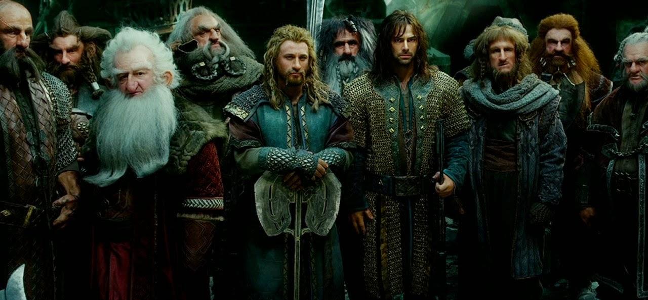 Assista ao épico trailer final de O Hobbit: A Batalha dos Cinco Exércitos