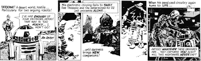 Al Williamson Star Wars comic #10