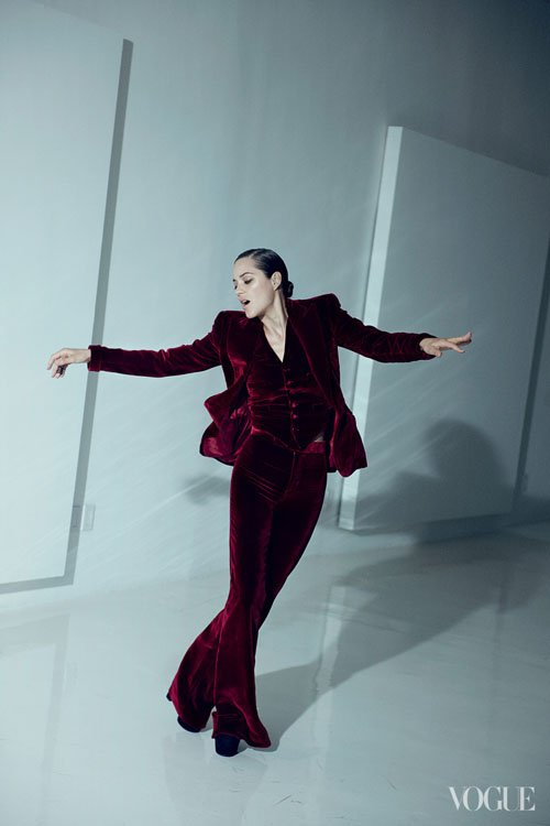 Marion Cotillard Covers Vogue August 2012 » Gossip | Marion Cotillard