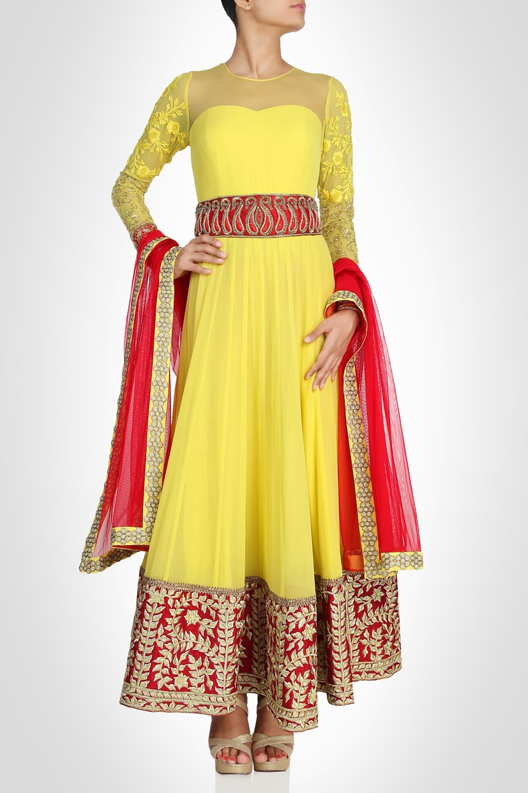 Buy Designer Dresses Online By Radhika Rahul Trend Fashion World Hamood