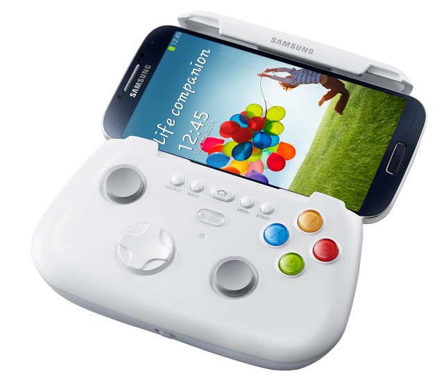 galaxy s4 gamepad