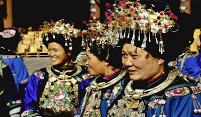 Desa Unik Banzhushan, Disini Gadis Adalah