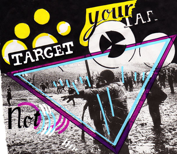 Not Your Target.