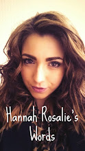 Hannah Rosalie's Words