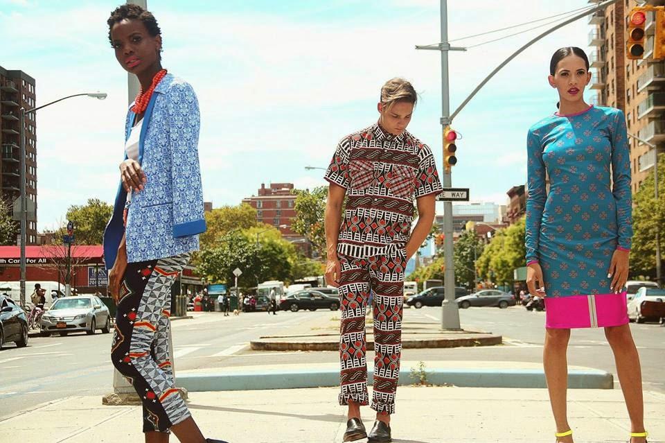африканская мода, африканские ткани