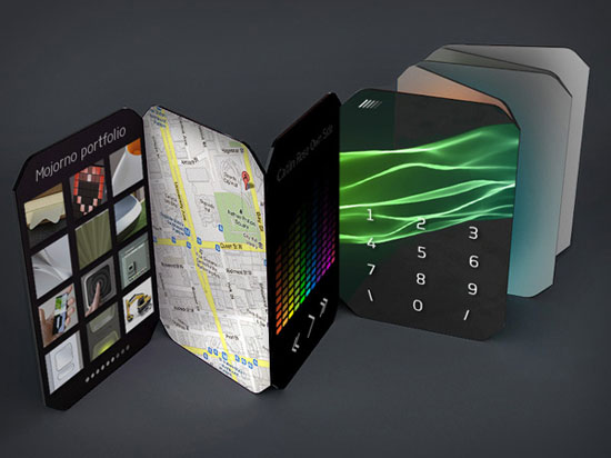 Smartphone Booklet by Ilshat Garipov