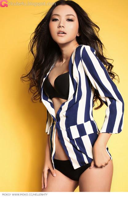 5 Hu Yi Teng - myself-very cute asian girl-girlcute4u.blogspot.com