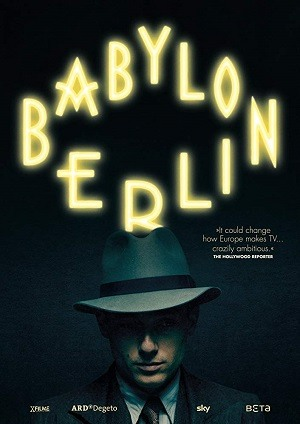 Babylon Berlin - 2ª Temporada Séries Torrent Download capa