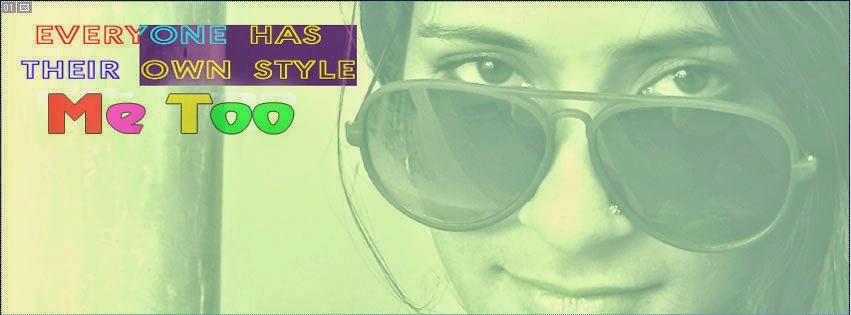 Facebook Cover for girls