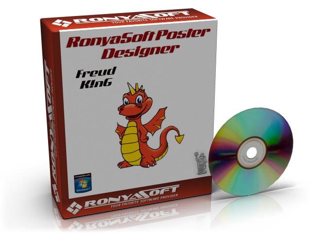 RonyaSoft Poster Designer v2.02.03 plus Patch