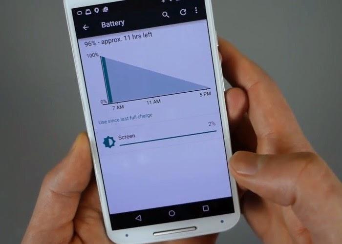 Android Lollipop 5.0 y su ahorro de batería